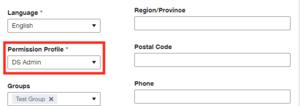 Permission Profile Edit Screen Grab